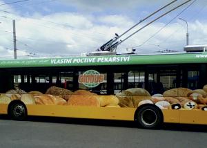 MDPO- GLOBUS trolejbus