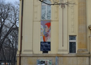 banner O.K.O. Opava